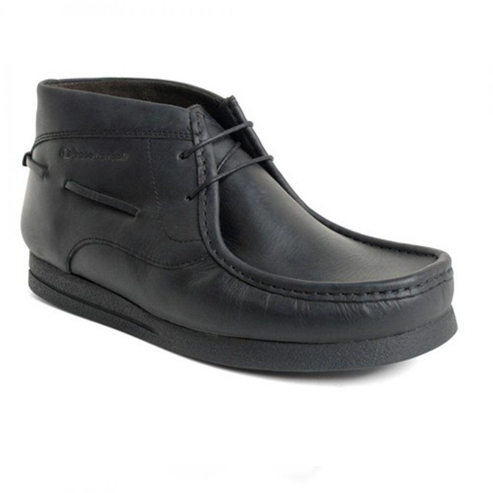 Base London Vibe Oily Black (B13) Mens Shoes All Size