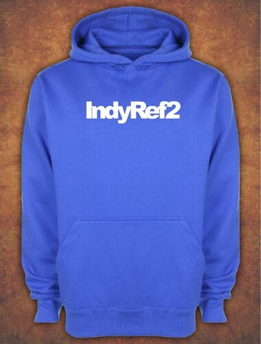 IndyRef2 Yes 2 Scotland Referendum Scottish Nicola Independence Hoodie