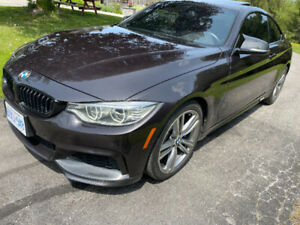 2015 BMW M4 M435i