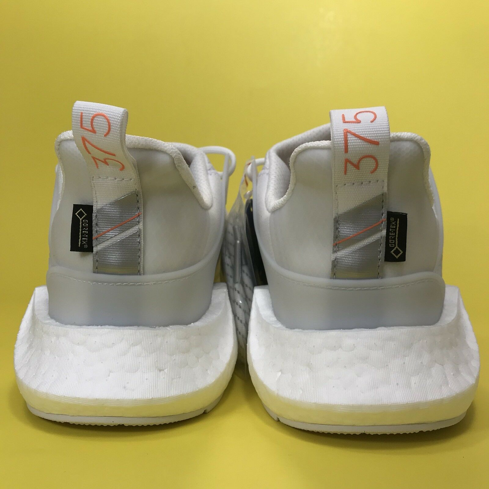 adidas eqt unterstützung 93 / 17 - steigern, gore - tex - 17 schuhe, weiße db1444 mens größe 10. 8918a3