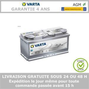H15-Varta-Start-Stop-AGM-Batterie-de-Voiture-12V-105Ah-605901095-393x175x190
