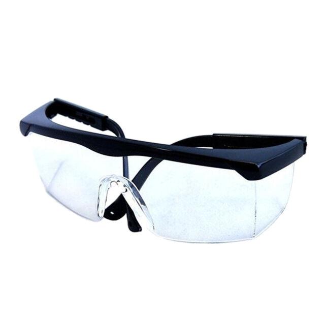 HQRP Sicurezza Goggle Occhiali UV Protettivi Per Tiro, Gun Gamma, Racquetball