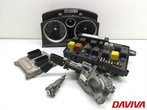2007-Vauxhall-Astra-1-6-Cerradura-De-Encendido-Del-Motor-ECU-Set-Kit-55559394-5WK9419