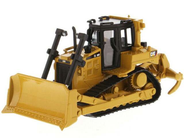 1/64 DIECAST MASTERS Caterpillar CAT D6R XL Track Type Tractor Yellow 85607