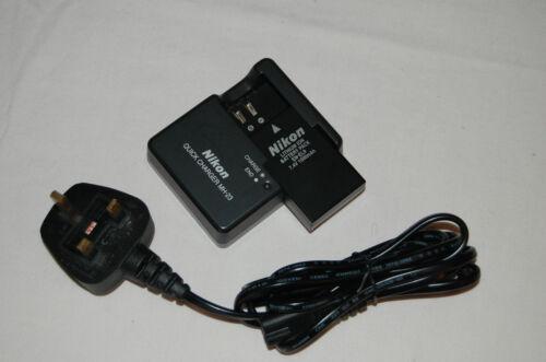 Battery MH-24//EN-EL14 EU Plug NEW Genuine Nikon SLR D5100 D5200 D5300 Charger