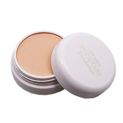 Shiseido Spotscover Foundation S100 20g Excellent cover effect