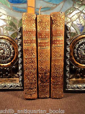 1756 Apologetics Existence Attributes of God English Samuel Clark Philosophy 3v