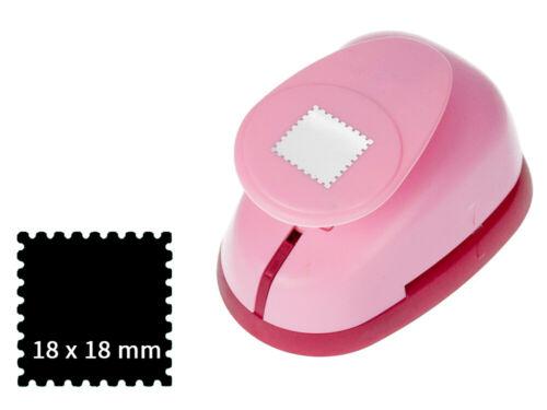 """Papierstanzer /""""Briefmarke/"""" von EFCO Motivlocher"""