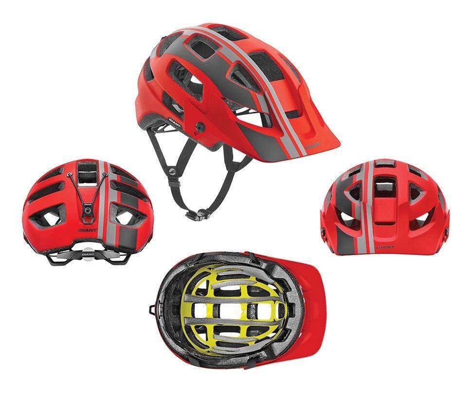 GIANT RAIL casco bici enduro DH MIPS Fahrrad helmet mountain Fahrrad mtb