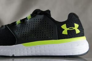 the best attitude 654ad 99c72 Details about UNDER ARMOUR MICRO G FUEL RN shoes for men, Style 1285670,  NEW, US size 10.5