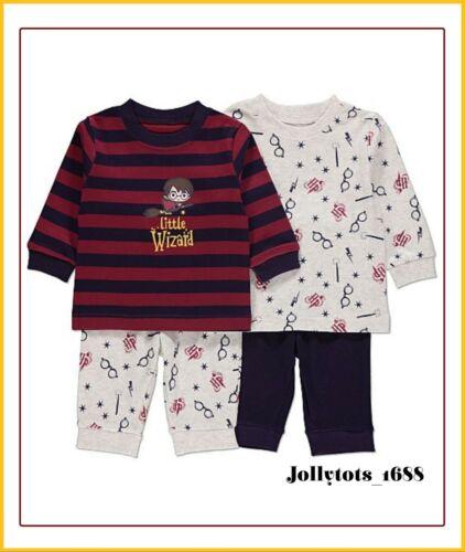 Bebé Chicos Harry Potter Mago Personaje Ropa Pijama monos Traje Top