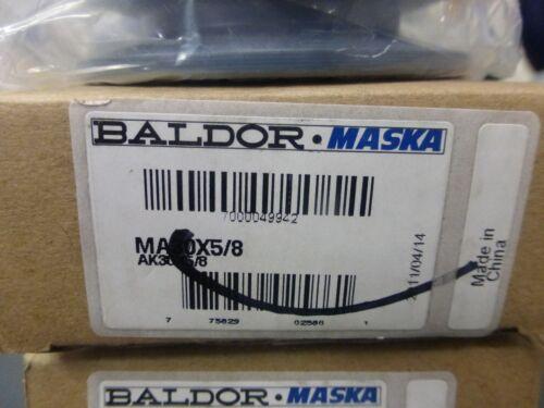 MA30x5//8 Maska 3.05 In OD 5//8 In Bore 1-Groove Cast Iron A Belt Pulley AK30x5//8