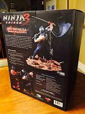 Ninja Gaiden III 3 Ryu Hayabusa Retro Blue Variant Statue 1/6 Scale NUM 70/100