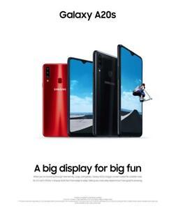 Samsung Galaxy A20S (3GB RAM   32GB ROM) Original Set By Samsung Malaysia