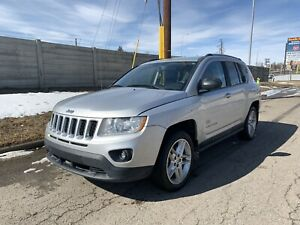 2011 Jeep Compass Limited Edition 4X4 $3900