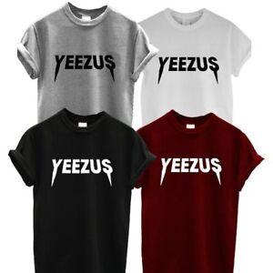 Inspired Yeezus Tour Kanye West Dope Rihana Jay Z Hip Hop Music Unisex T-Shirt