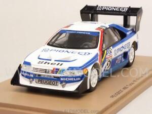 Peugeot-405-Turbo-16-Winner-Pikes-Peak-1989-R-Unser-1-43-SPARK-43PP89