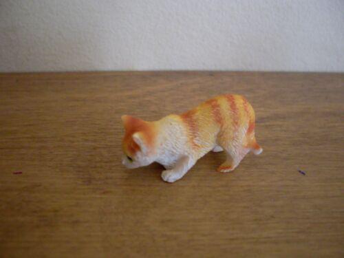 Dollshouse Miniatura ~ Ginger Cat #4 ~