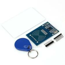 13.56MHz MFRC-522 RFID Card Reader Writer Module Mifare RC522 SPI Interface Tags