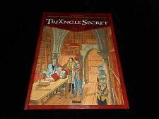 Convard / Falque : Le triangle secret 4 : L'évangile oublié Glénat DL 2001
