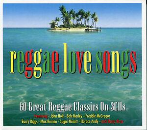 REGGAE-LOVE-SONGS-3-CD-BOX-SET-JOHN-HOLT-BOB-MARLEY-BARRY-BIGGS-amp-MORE