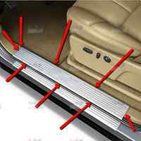17802520 Gm Stainless Door Sill Plates For Crew Cab Silverado,avalanche,suburban on sale