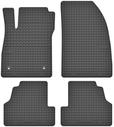 PASSGENAU Gummi Fußmatten Gummimatten passend OPEL MOKKA 2012-2020 Winter Set
