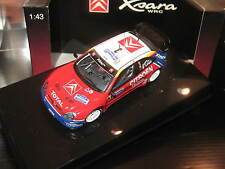 1:43 CITROEN XSARA WRC 2004 Rallye France S. LOEB 60438 AutoArt OVP new