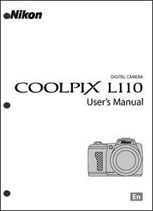 nikon coolpix l110 digital camera user guide instruction manual ebay rh ebay com nikon coolpix l110 manual em portugues nikon coolpix l110 manual english
