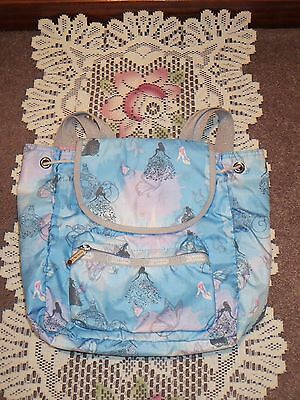 "LeSportSac / Disney's Small Edie Backpack- Cinderella's ""Fairy Tale Moment"""