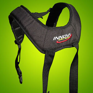 NEW-INNOVA-BACKSAVERS-Backpack-Straps-Disc-Golf-Bags-Back-Savers-backsaver