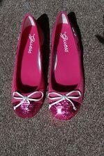 GUESS Fuchsia / White Pumps / Shoes Size UK4 EU37