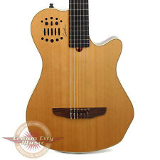 Brand New Godin Multiac Grand Concert SA Nylon Acoustic Elec Classical B Stock
