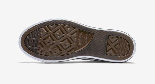 CONVERSE Chuck Taylor All Star Black White Hi Top Shoes Kids Girls Sneaker 3J231