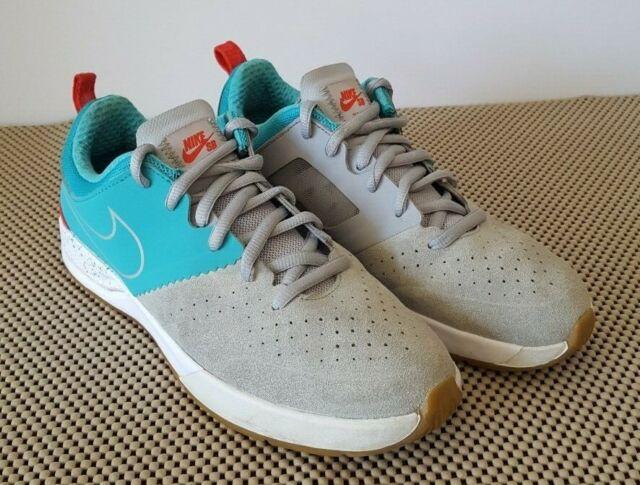 Nike SB Project BA shoes black grey turquoise