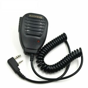Two-Way-Walkie-Talkie-Radio-Handheld-Speaker-Mic-for-Baofeng-UV-5R-A-UV-82L