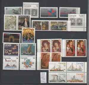 Canada Posten Sondermarken aus 1978 postfrisch