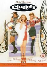Clueless (2000) Alicia Silverstone, Stacey Dash, Brittany Murphy NEW UK R2 DVD
