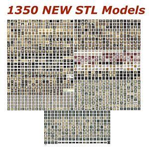 1350-NEW-3d-STL-Models-for-CNC-Compatible-with-Artcam-Aspire-Cut3d-3d-Printers