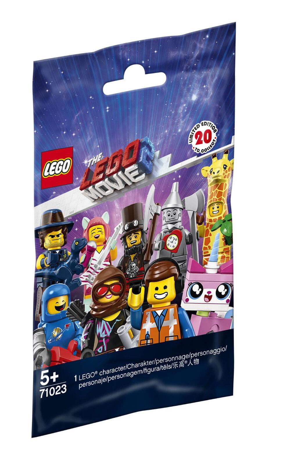 LEGO 71023 The Lego Movie 2 - Komplettsatz Komplettsatz Komplettsatz mit allen 20 Minifiguren - Figur CMF 9b3df2