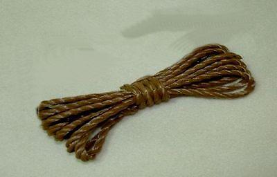 Dollhouse Sir Thomas Thumb Artisan Wrapped Rope 1:12 Doll House Miniature