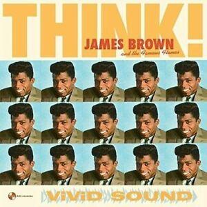 Brown-James-Think-180-Gram-Vinyl-Limited-Edition-New-Vinyl