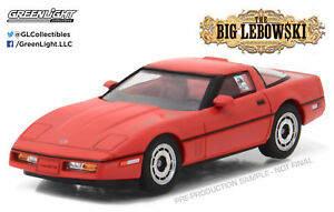 Greenlight-1-43-The-Big-Lebowski-Larry-Sellers-1985-Chevrolet-Corvette-C4