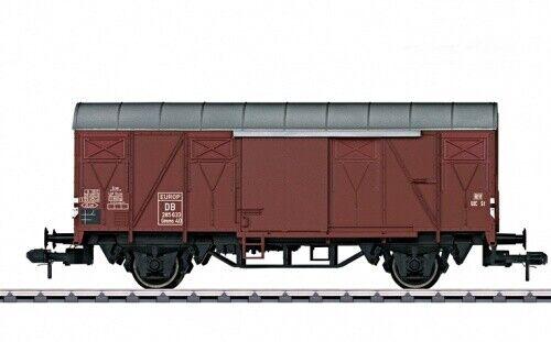 Märklin gedeckter Güterwagen Spur 1, mit Märklin Klauenkupplung, neu