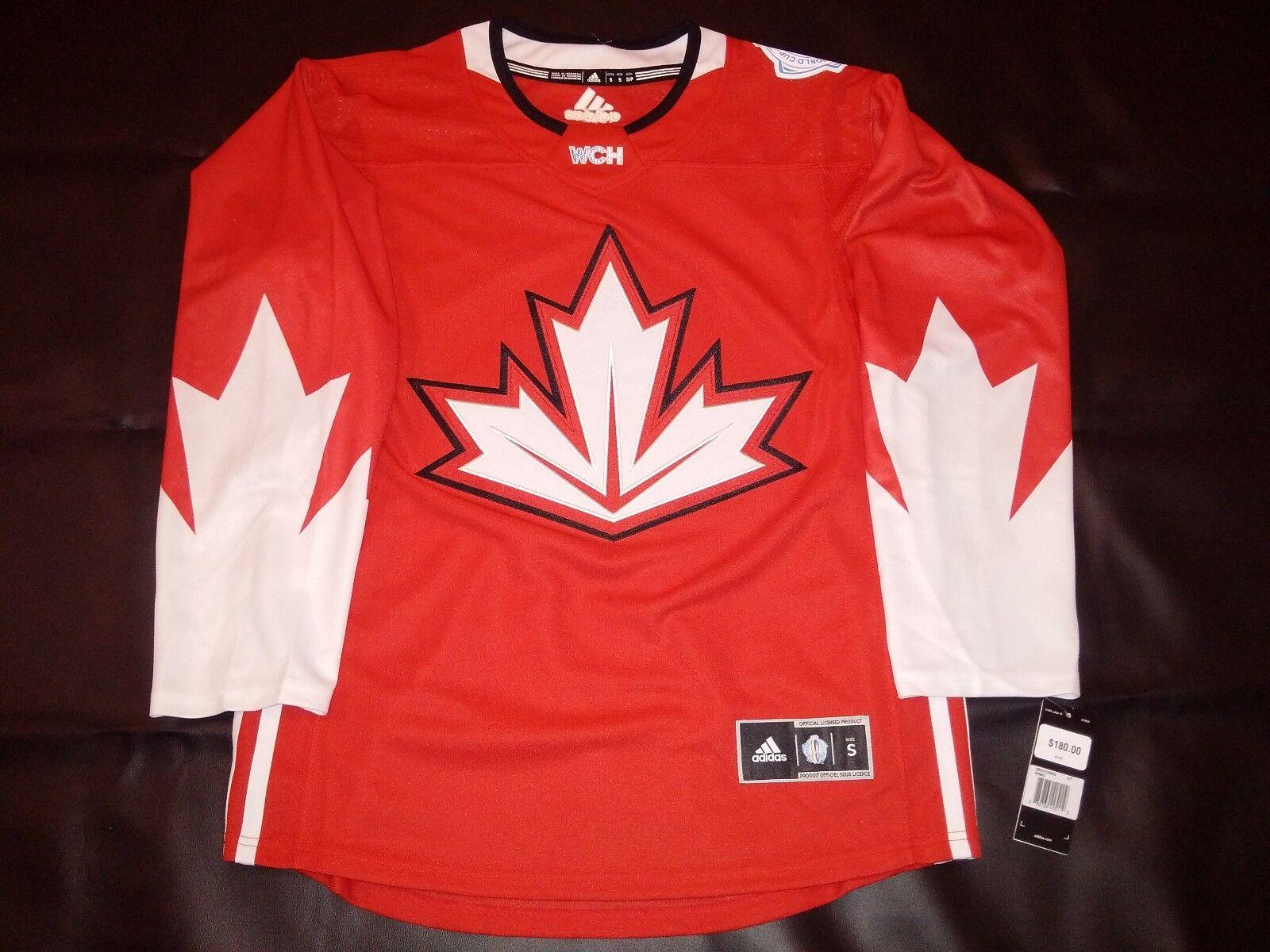 adidas team canada hockey jersey