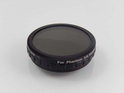 4 Neutral density filter ND32  for DJI Phantom 3