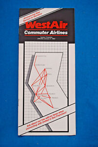 WestAir-Commuter-Airlines-Timetable-Jan-4-1984