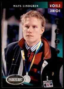 1993-94-Parkhurst-Mats-Lindgren-Rookie-511
