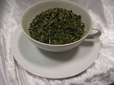 1kg Pfefferminze BIO   fein geschnitten Tee lose Minze Pfefferminztee
