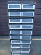 Tab 20 Drawer Tooling Hardware Storage Tool Parts File Cabinet Organizer Bins